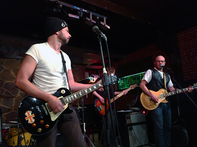 Wicked Tenants - Live at the Imperial Pub - Toronto- March 2015